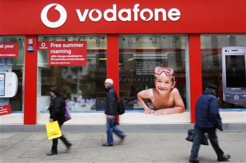 Vodafone in talks to sell Verizon Wireless stake
