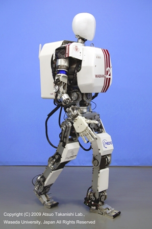 Walking robots: it's all in the hips, say Japan researchers