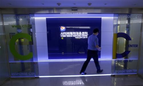 Websites in 2 Koreas shut down on war anniversary