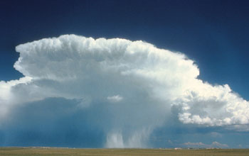 Where, when will thunderstorms strike Colorado's Front Range, adjacent Great Plains?