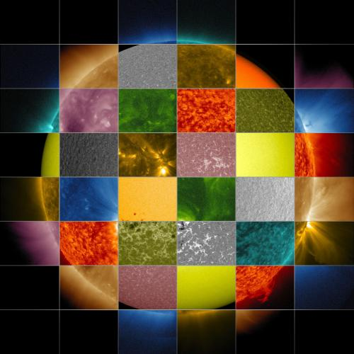 Why NASA observes the Sun in different wavelengths