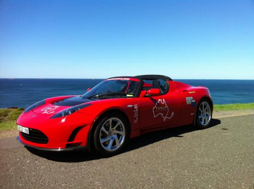 Will electricity save the car?