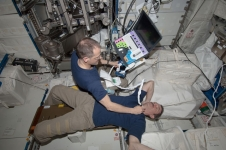 WINFOCUS brings space station ultrasound from orbit to the ends of the Earth