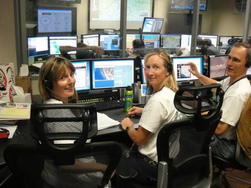 Women at NASA Manage Novel Hurricane Mission