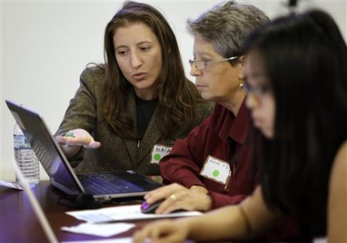 Women scientists, Wikipedia under microscope in US