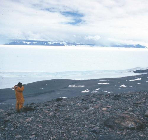 Rock points to potential diamond haul in Antarctica