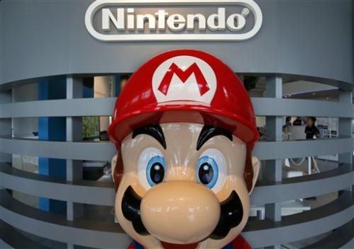 Yen fall returns Nintendo to profit