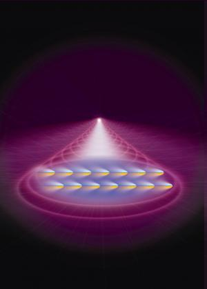 First observation of spin Hall effect in a quantum gas is step toward 'atomtronics'
