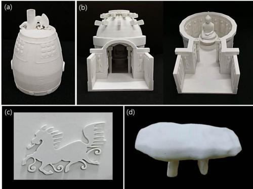 3D printer to aid the visually impaired students in their educational endeavors