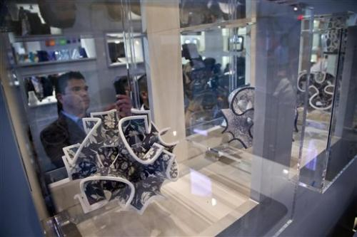 3-D printing set to break out of niche