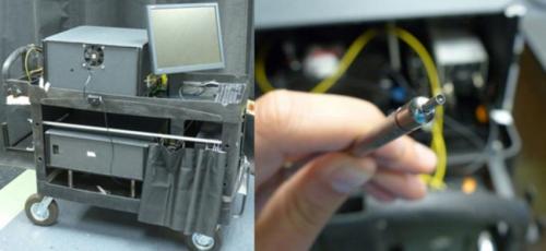 3-in-1 optical skin cancer probe