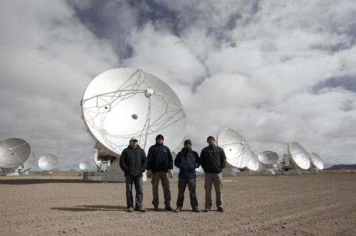 ALMA upgrade to supercharge Event Horizon Telescope, astronomy's 'killer app'