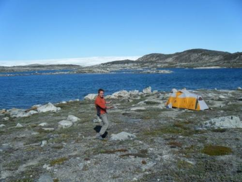 Ancient ice sheet may have melted later than previously thought