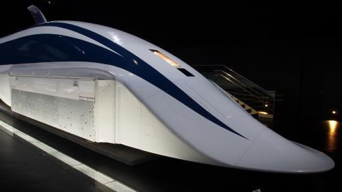 Can magnetically levitating trains run at 3,000km/h?