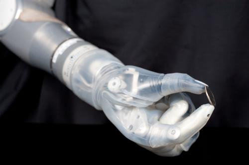 DARPA-funded DEKA arm system earns FDA approval