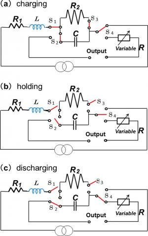 can capacitors in electrical circuits provide large