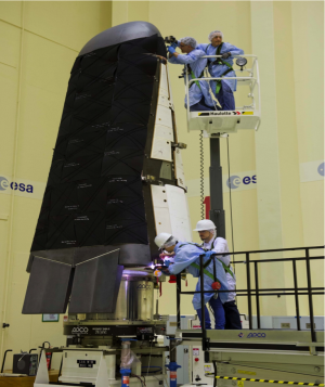 ESA's spaceplane set for flight