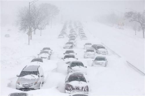 Federal report: Warming disrupts Americans' lives (Update)