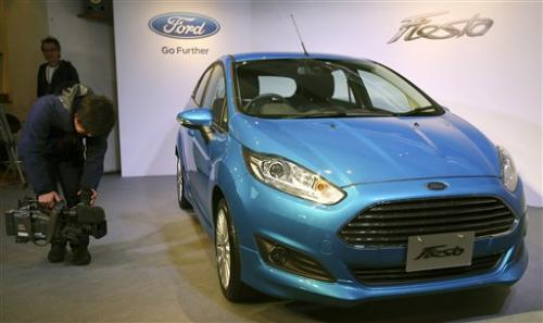 Ford Fiesta back in Japan despite past failure