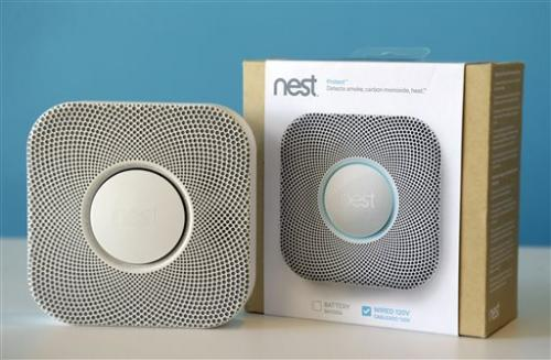 Google builds a 'Nest' for future of smart homes