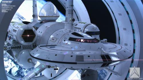 Gorgeous warp ship design delights the internet