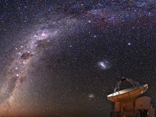 Hidden nurseries in the Milky Way