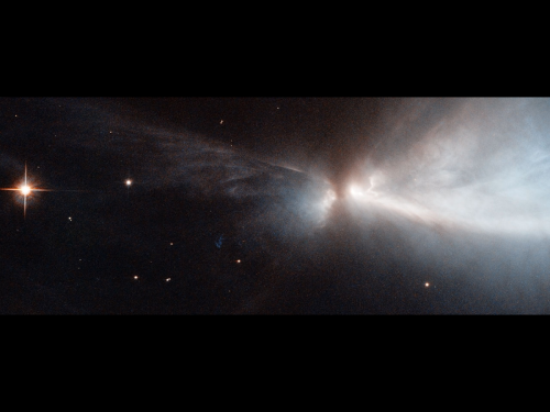 Image: Hubble looks in on a nursery for unruly young stars