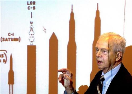 NASA: Engineer vital to 1969 moon landing dies