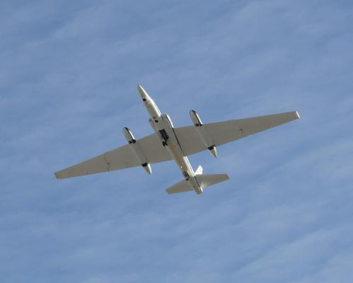 NASA ER-2 Aircraft Continues Earth Ecosystem Research