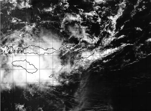 NASA sees ex-Tropical Cyclone Gillian affect Indonesia