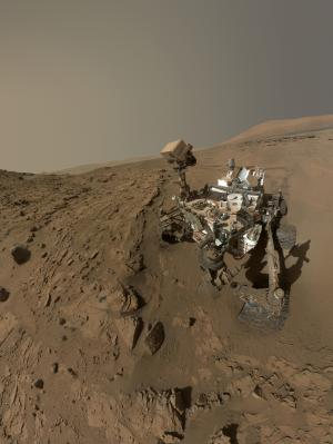 NASA's Mars Curiosity rover marks first Martian year with mission successes