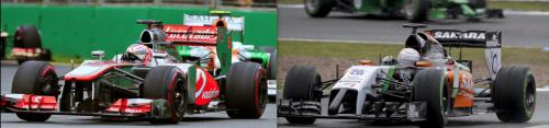 Nose jobs and turbo boosts: Formula 1 car redesign in 2014