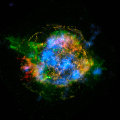 NuSTAR telescope takes first peek into core of supernova