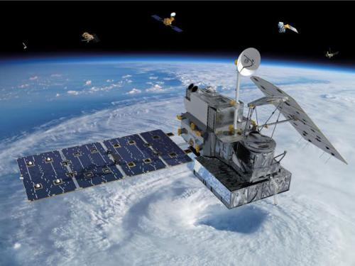 Raindrop research dials in satellite forecasting accuracy