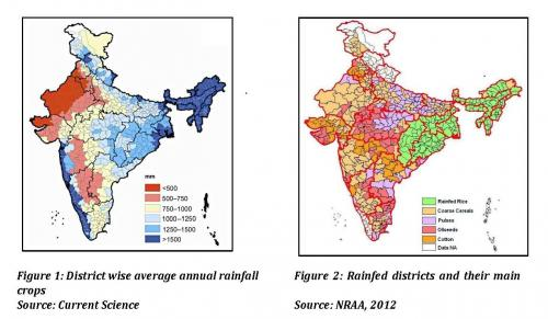 Reducing the dependency on Indian monsoon precipitation