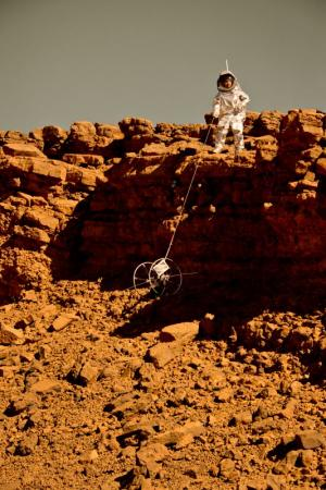 Robotic rock climbers could uncover clues to Mars' past