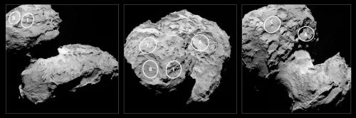 Rosetta lander will seek a close encounter with comet's 'primordial soup'