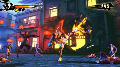 Shaq seeking funding for new 'Shaq Fu' video game