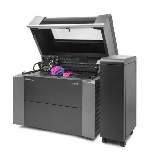Stratasys unveils mighty color multimaterial 3D printer