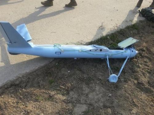 Suspected NKorean drones crude, reflect new threat