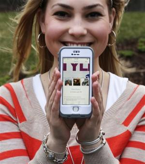 Swipe right for Ms. Right: The rise of dating apps