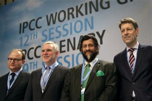 UN climate report balances science and politics
