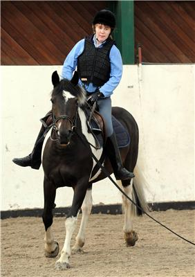 Video game technology aids horse rider assessment