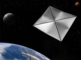 What is a solar sail?