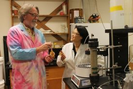 Nanoparticles may aid oil recovery, frack fluid tracking
