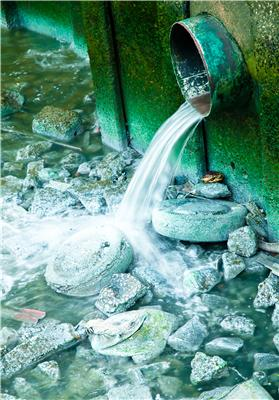 New technology successfully removes heavy metals in water