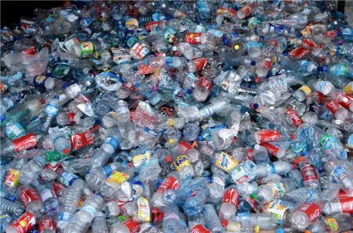 Chemical marker facilitates plastic recycling