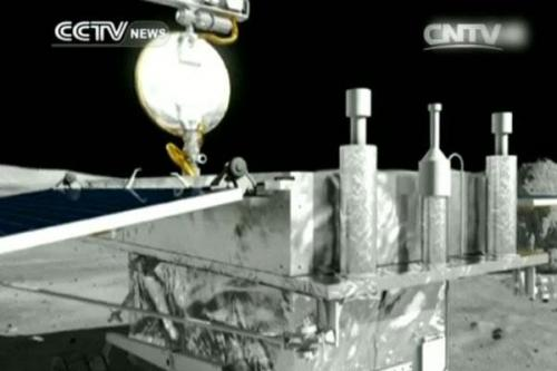 China's historic moon robot duo awaken and resume science operations
