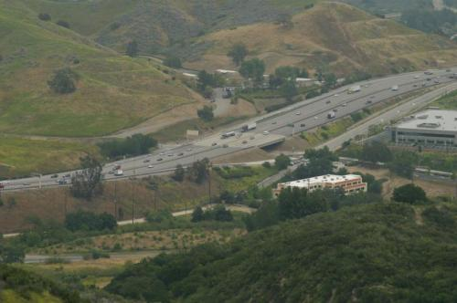 Freeways as fences, trapping the mountain lions of Los Angeles