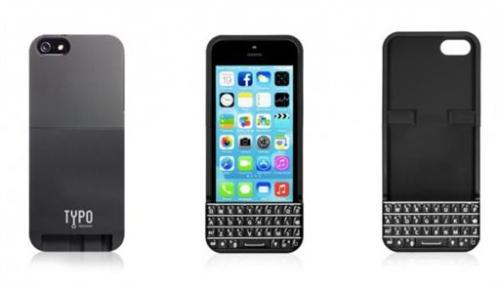 Gadget Watch: Case makes iPhone a BlackBerry clone